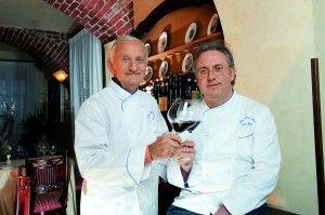 Chef Renzo e Gian Piero Vivalda anticacoronareale.com