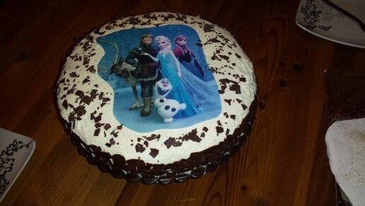 Die Eiskönigin Cake