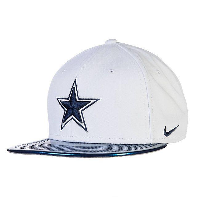 Dallas Cowboys Nike True Patent Cap | Adjustable | Hats | Mens | Cowboys Catalog | Dallas Cowboys Pro Shop