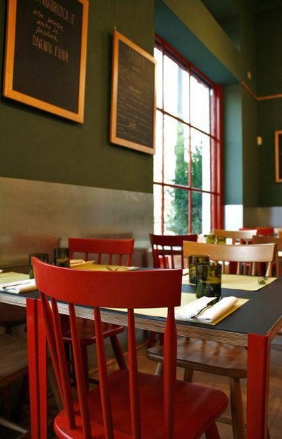 Erba Brusca, Milan / RGA Studio - Guide Fooding®