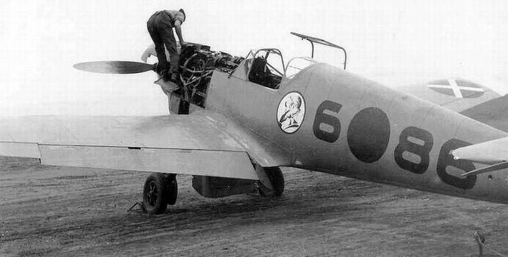 Spain - 1936-39. - GC - Legion Condor - BF 109