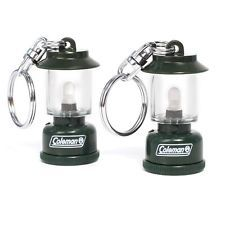 Coleman lantern keychain--I was seriously obsessed with keychains in the '90s!