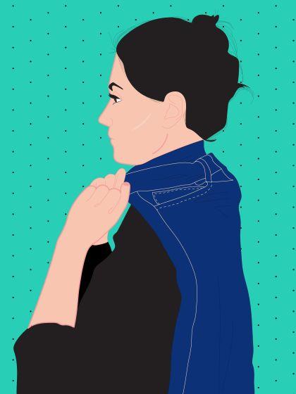 Der ultimative Trick, wie du dir ohne Anprobieren viel Zeit beim Jeans-Kauf sparen kannst!