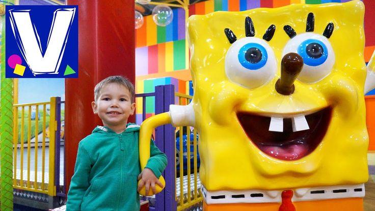 Детский развлекательный центр Волшебный Мир Влог Влад ТВ Шоу. Влад и Кирилл веселятся в детском центре развлечений. Прыгают на батутах, играют в игровые автоматы, катаются на машинках, играют в детском лабиринте, катаются с горок и просто весело проводят время.