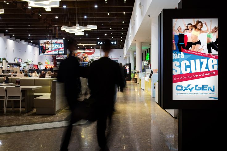 Retail / Digital Totem #OOH #advertising