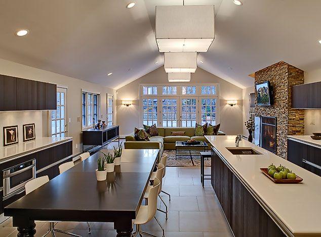 Large kitchen floorplans need creative kitchen triangle solutions. 25  best ideas about Kitchen Triangle on Pinterest   Work triangle