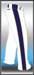 baseball pants sidewall