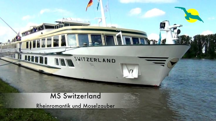 Mit MS SWITZERLAND und PHOENIX REISEN die Romantik am RHEIN und den Zaub...