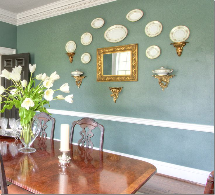 27 best images about hallway paint schemes on pinterest for Dining hall wall painting
