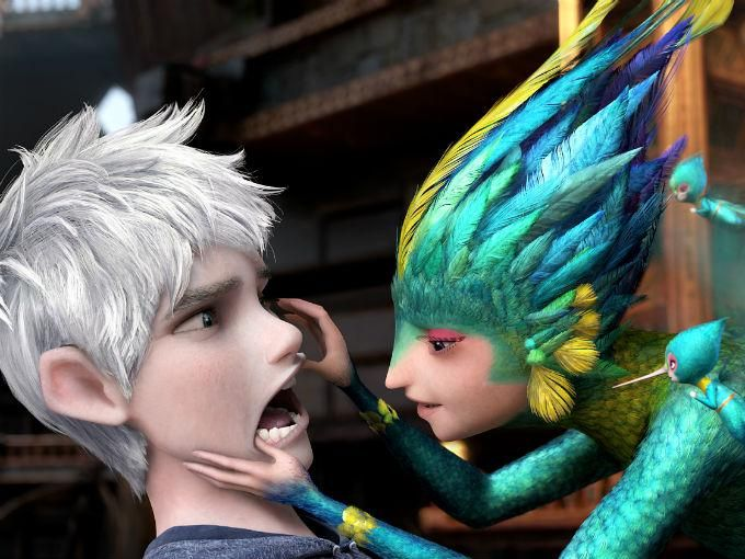 Los Guardianes Tienen Buen Origen En La Taquilla Rise Of The Guardians The Guardian Movie Jack Frost