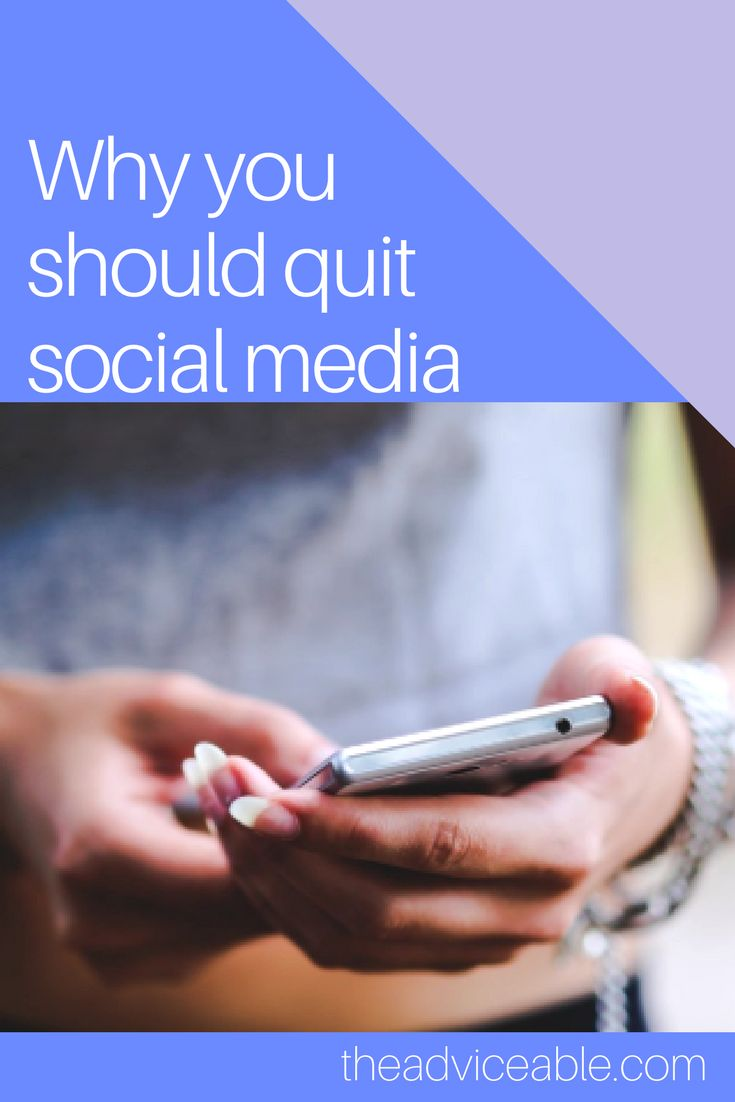 Thinking about doing a social media detox? Learn what the research says about social media and its effects, and the benefits of quitting social media.