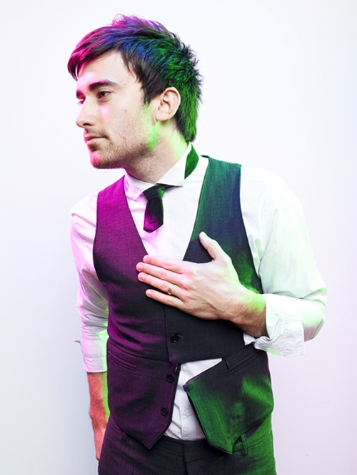 Phil Wickham. I walked down the isle to one of his songs.