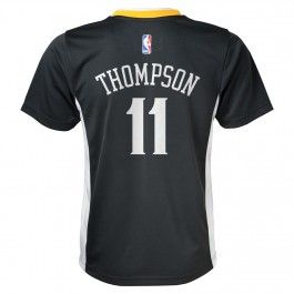 Klay Thompson Golden State Warriors Youth Replica Alternate Jersey (Charcoal)