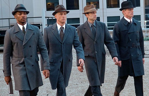 The Adjustment Bureau ~ The Bureau | A Constantly Racing Mind