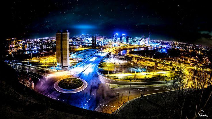 #oslo #city #night #500px #photography #style #saturday