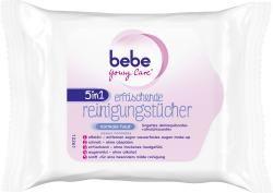myTime.de Angebote Bebe Young Care 5in1 erfrischende Reinigungstücher: Category: Drogerie > Körperpflege & Kosmetik >…%#lebensmittel%