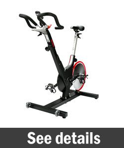 KEISER M3 PLUS indoor cycling bike