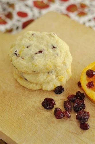 Cranberry Orange Cookies | Recipe