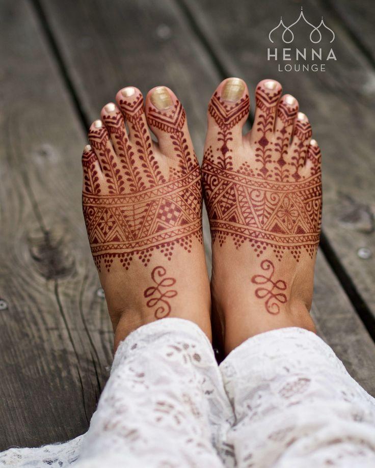 Fun experimental henna on myself. Get the supplies at www.hennaguru.com #henna…