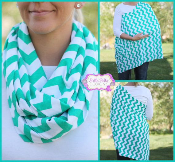 Ready to Ship Jade Green Chevron Hold Me by StellaBellasDesigns, $20.00