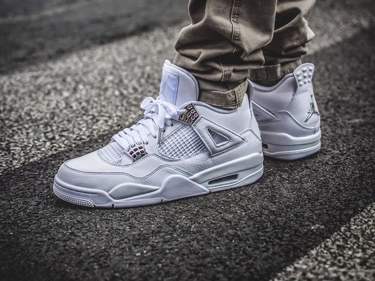 Nike Air Jordan IV Pure Money - 2006 (by soggiu23)