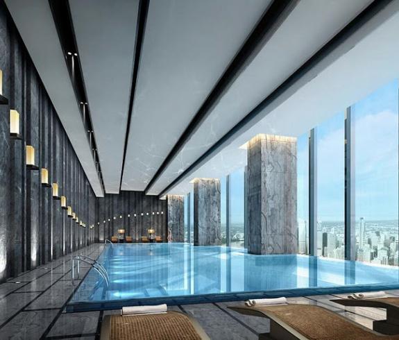 The St. Regis Shenzhen #hotelinteriordesigns