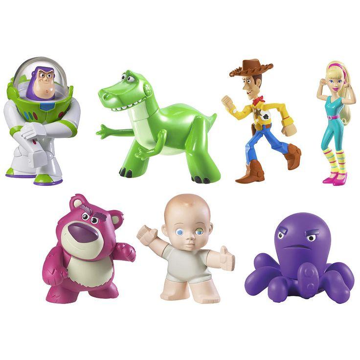 "Disney/Pixar Toy Story 20th Anniversary Sunnyside Daycare Buddies 7-Pack Gift Set - Mattel - Toys ""R"" Us"