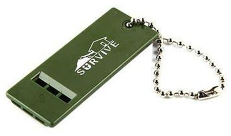 Whistle Multi Frequency Emergency Survival Signal  www.GadgetPlus.ca