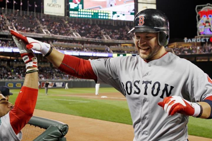 Give Me 5 For Boston Red Sox