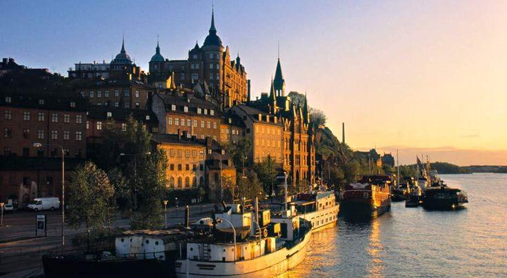 Stockholm, a City Tasting Tour