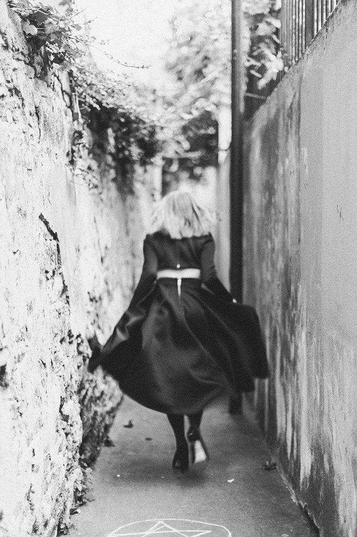 Witch dress - http://www.leblogdelamechante.fr/blog-mode/halloween-2015