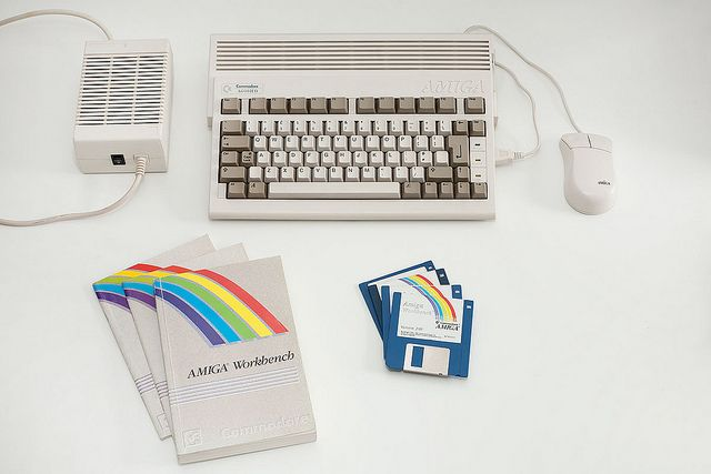 Amiga 600 #flickr #retro #commodore