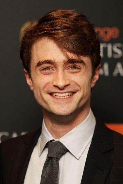 Daniel Radcliffe. Yep, he's awesome.