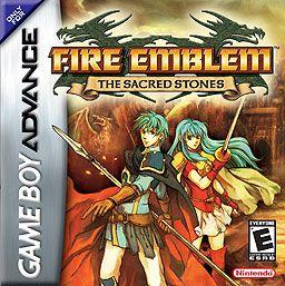 Fire Emblem - The Sacred Stones (Game Boy Advance)