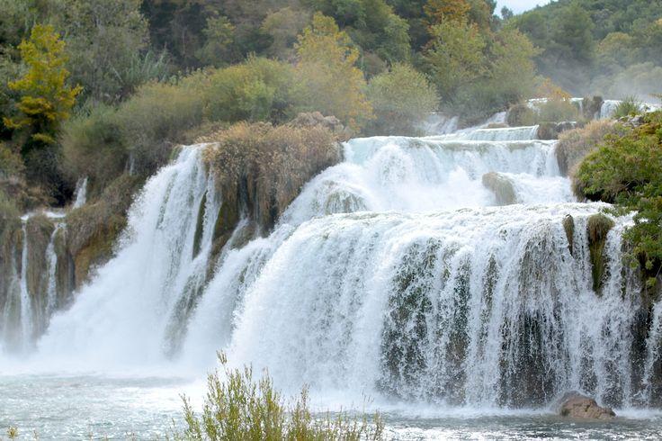 Krka falls - Croatie - Slanelle Style - Blog mode, voyage, musique, beauté - Paris