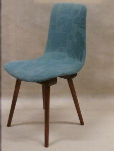 Krzesła 4 szt lata 60. XX w.