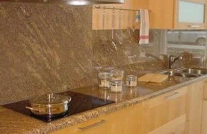 Cocinas encimeras de granito para la cocina granito for Granito importacion encimeras