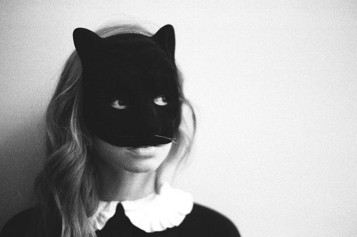 #celebratecolorfully cat girl: Hattie Watson, Cat Mask, Kitty Cat, Cat Woman, Cat Women, Black Cat, Women'S