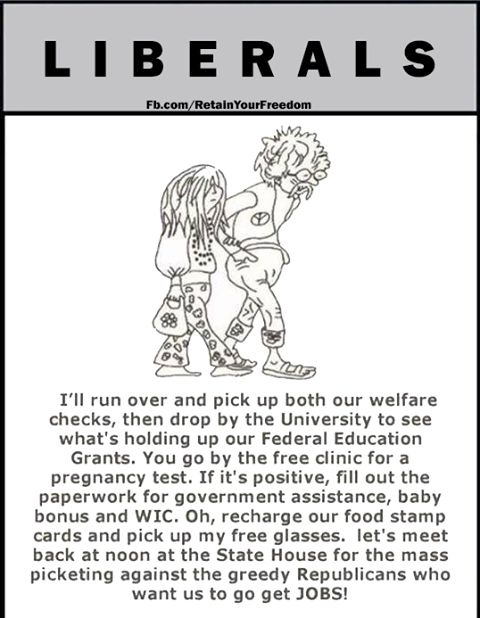 "-IMO those programs are needed but not for the lazy unmotivated whiners who blame other's for their ""poor life"".-"