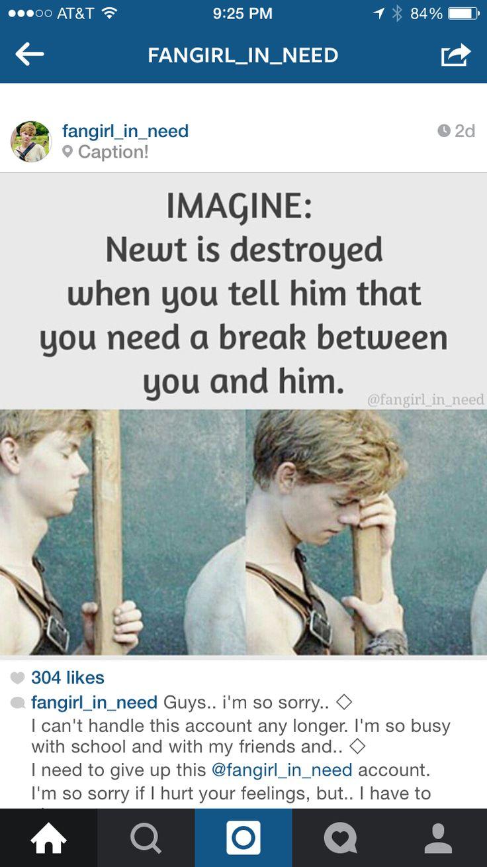 Never! Imagine