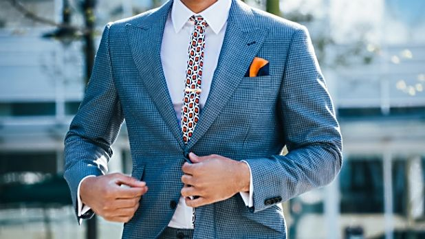 How to Measure Yourself for a Custom Suit Online - MensJournal.com
