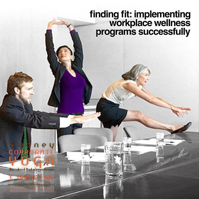 Finding Fit: Implementing Workplace Wellness Programs Successfully  http://bit.ly/2EHXYBG