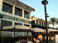 Smith and Wollensky - awesome. great restaurants in South Beach in Miami Beach, South Beach, Florida near the Barbizon