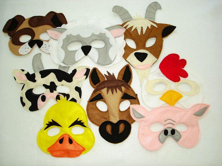 Children's Barnyard Farm Animals Felt Super Combo by magicalattic, $90.00