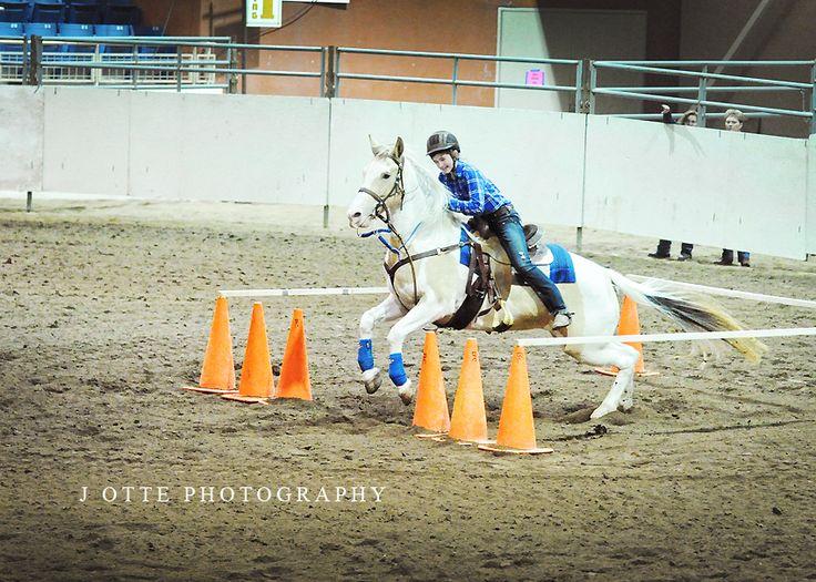 raised box keyhole - Gymkhana Horse Games