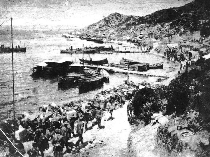 ANZAC cove our New Zealand brothers were by our side !!!