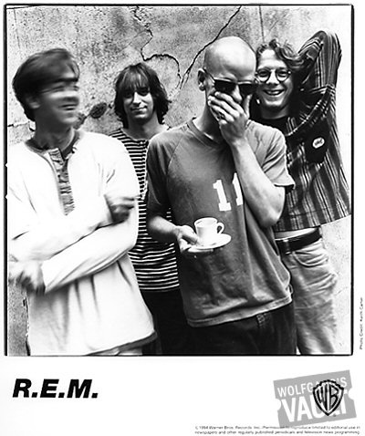 In love with REM since High School even though everyone made fun off these amazing guys from Atlanta!