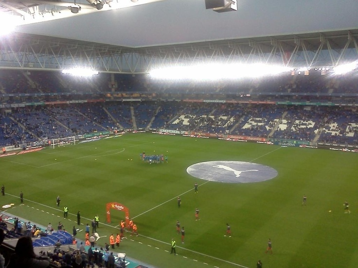 Estadio RCDE