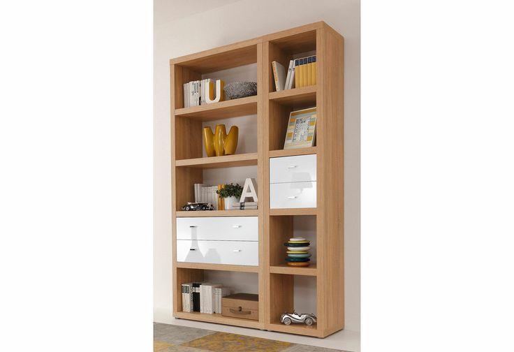 Regal, HMW Möbel, Breite 123 cm Rechnung Ratenkauf