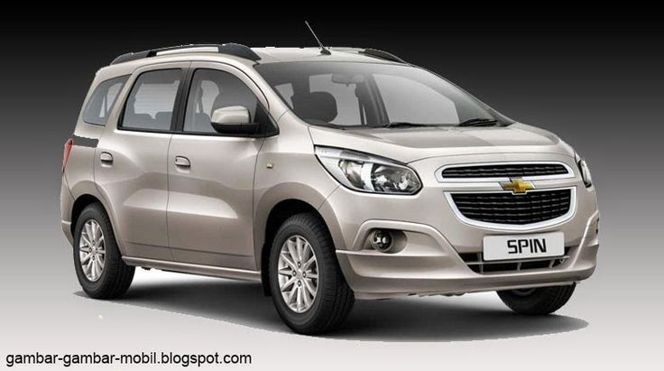 gambar mobil chevrolet spin